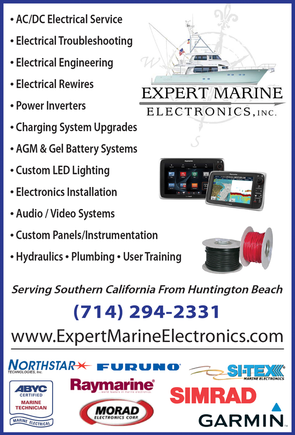 Expert Marine Electronics-Huntington Beach-CA-92648