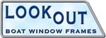 Lookout Boat Window Frames
