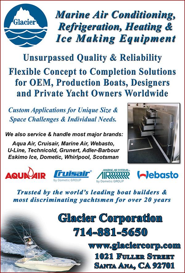 Glacier Corporation-Santa Ana-CA-92701|Boatersbook com