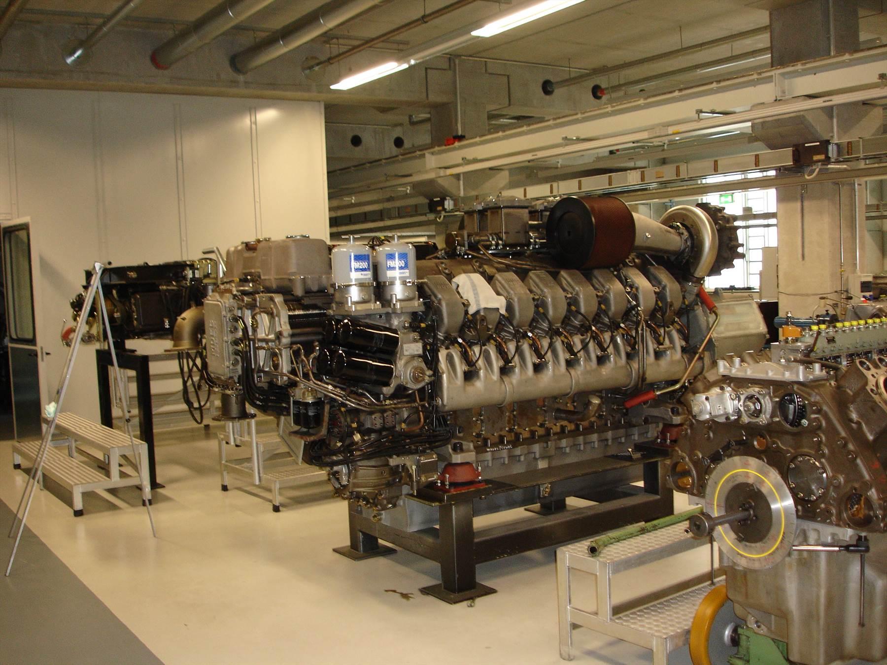 Marine Propulsion Diesel Services-Los Angeles-CA