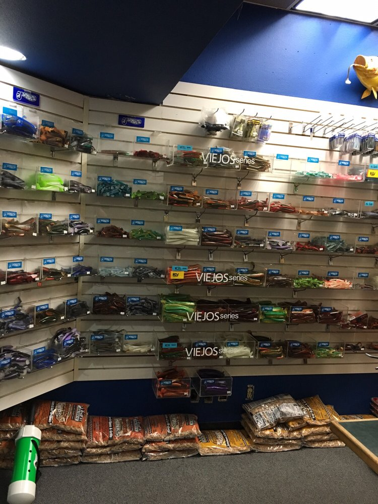 Longfin fishing supplies orange ca 92869 for Fishing supply stores