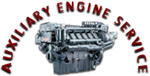 Auxiliary Engine Service